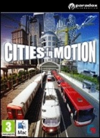 Cities in Motion (Mac)