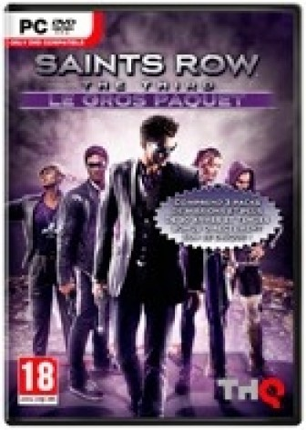 Saints Row - The Third - Le Gros Paquet