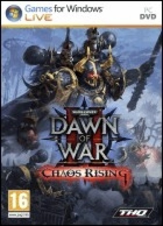 Dawn of War II Chaos Rising