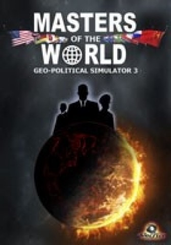 Masters of the World - Geo-Political Simulator 3 (Mac)