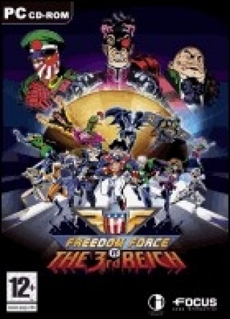 Freedom Force Vs The 3Rd Reich.