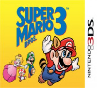 Super Mario Bros 3 3DS - eShop Code