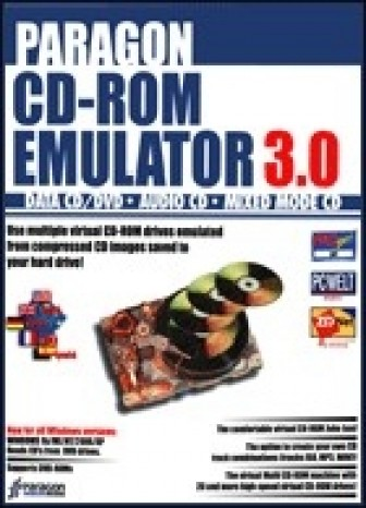 CD-ROM Emulator Network
