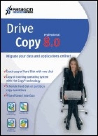 Drive Copy Professional  8.0