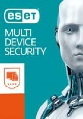 ESET Multi-Device Security Edition 2018 - Abonnement 1 an