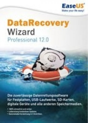 EaseUS Data Recovery Wizard Professional 12.0