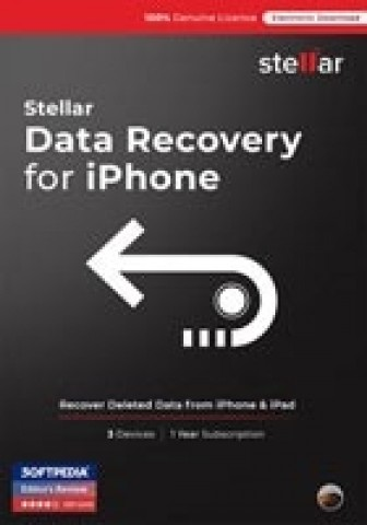 Stellar Data Recovery for iPhone Mac V5.0