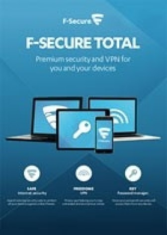 F-Secure TOTAL - 2 ans