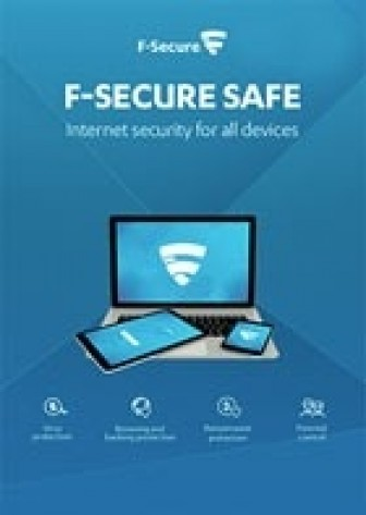F-Secure SAFE - 2 ans