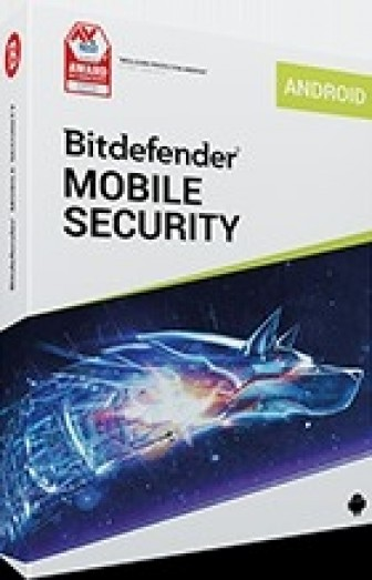 Bitdefender Mobile Security - 1 Appareil - Abonnement 1 an