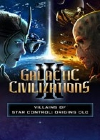 Galactic Civilizations III - Villains of Star Control(Expansion Pack DLC)
