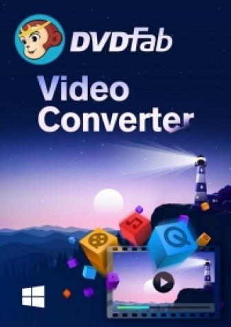 DVDFab Video Converter - 2 ans