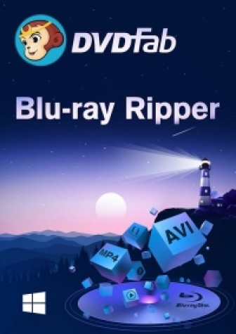 DVDfab Bluray Ripper - 2 ans