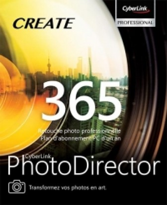 PhotoDirector 11 - 365 - 1 an