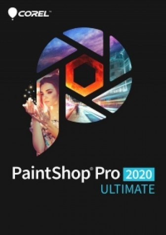 PaintShop Pro 2020 ULTIMATE