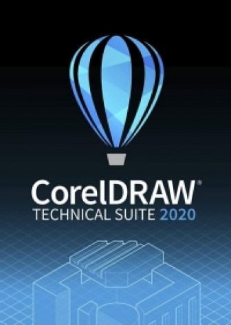 CorelDRAW Technical Suite 2020 365-Day Windows Subscription