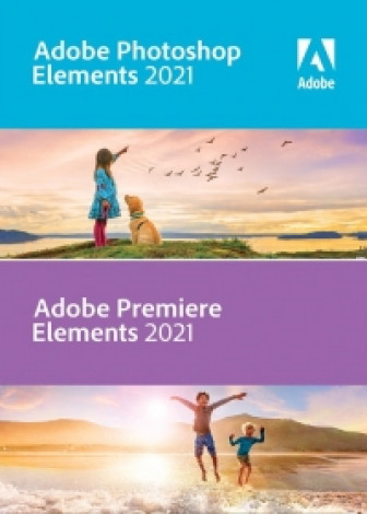 Adobe Photoshop Elements 2021 & Adobe Premiere Elements  2021 (Mac)