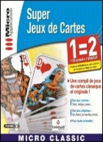 Super Jeux de Cartes