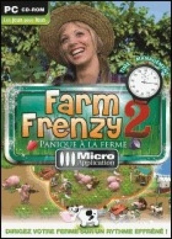 Farm Frenzy 2 - Panique à la ferme