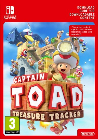 Captain Toad: Treasure Tracker - Special Episode - Switch eShop Code