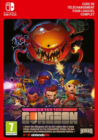 Enter the Gungeon - Nintendo Switch eShop Code