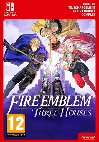 Fire Emblem: Three Houses - Nintendo Switch eShop Code