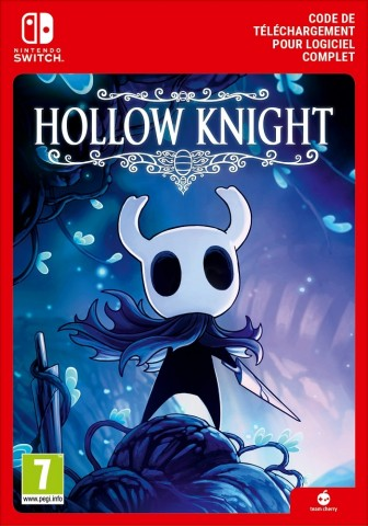 Hollow Knight - eShop Code