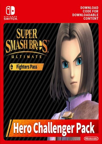Super Smash Bros Ultimate - Set de combattant 2 : Héros (eShop code)