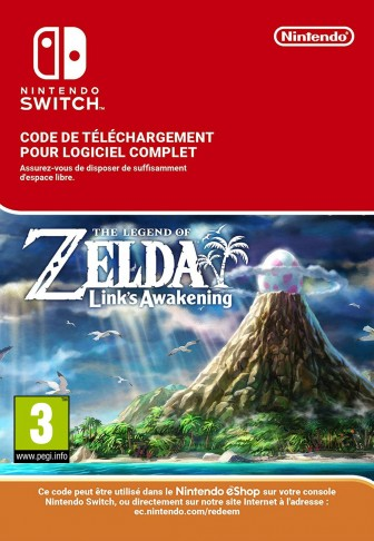The Legend of ZELDA: Link's Awakening - Switch eShop Code