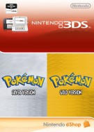 Pokemon Versions Or et Argent - eShop Code Bundle