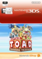 Captain Toad: Treasure Tracker - 3DS eShop Code