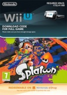 Splatoon - eShop Code