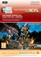 Monster Hunter 4 Ultimate - eShop Code