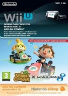 Mario Kart 8 - Pack 2 Animal Crossing - eShop Code