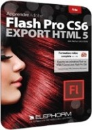 Formation Flash CS6 - Animations HTML5 Canvas