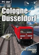 Train Simulator: Cologne-Dusseldorf Add-On