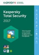 Kaspersky Total Security 2017 - 1 an