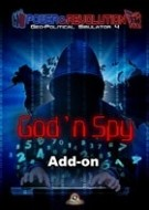 God'n Spy add-on - Power & Revolution: Geo-Political Simulator 4 (Mac)