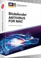 Bitdefender Antivirus for Mac - Abonnement 3 ans
