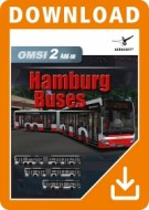 OMSI 2 - Hamburg Buses Add-On