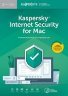 Kaspersky Internet Security pour Mac - 1 an