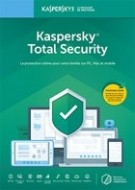 Kaspersky Total Security - 1 an