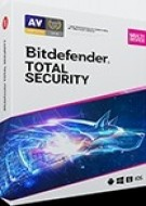 Bitdefender Total Security - 10 Appareils - Abonnement 1 an