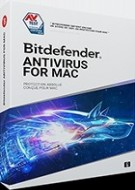 Bitdefender Antivirus for Mac - 1 Mac - Abonnement 2 ans