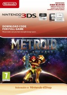 Metroid: Samus Returns - eShop Code