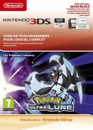 Pokemon Ultra Lune - eShop Code