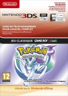 Pokemon Version Cristal - eShop Code