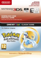 Pokemon Version Argent - eShop Code