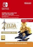 The Legend of Zelda: Breath of the Wild Pass d'extension - Switch eShop Code