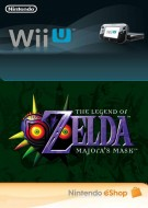 The Legend of Zelda: Majora's Mask - eShop Code